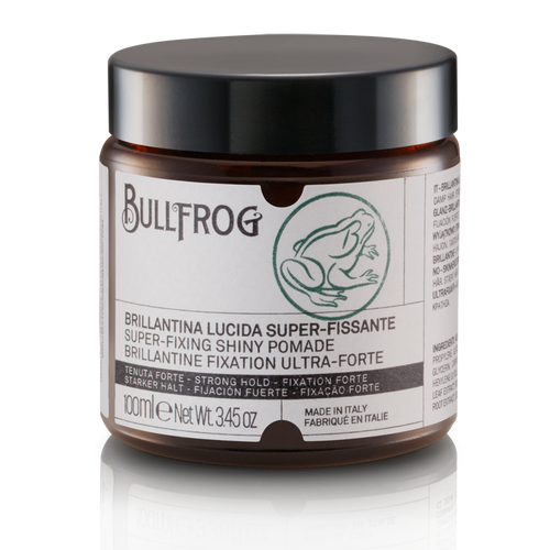BULLFROG - Super-Fixing Shiny Pomade 100ml