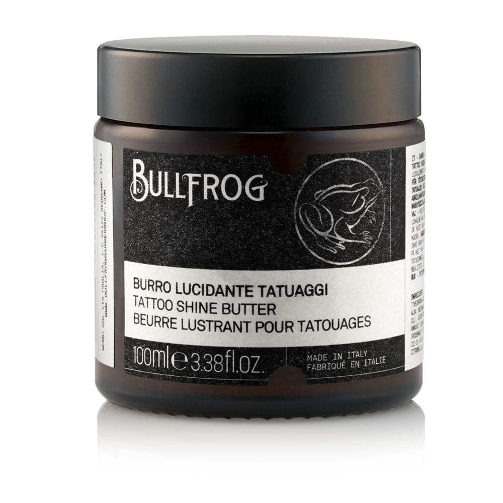 BULLFROG - Tattoo Shine Butter 100ml