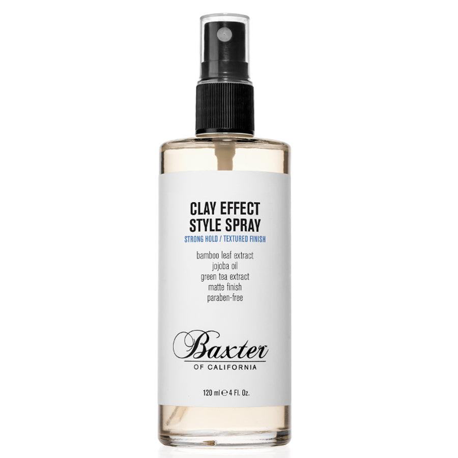 BAXTER OF CALIFORNIA - Clay Effect Style Spray - Haarspray 120ML