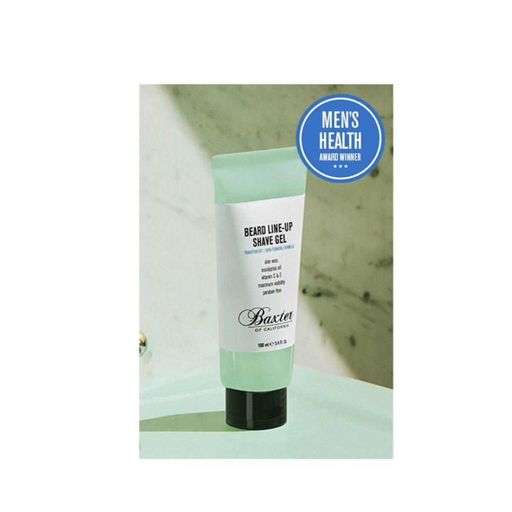 BAXTER OF CALIFORNIA - Beard Line-up Shave Gel 100ml