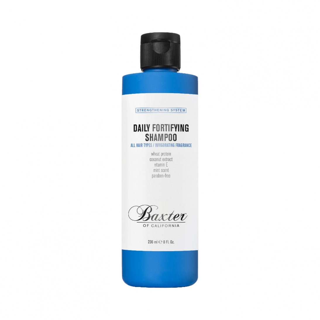 BAXTER OF CALIFORNIA - Daily Fortifying Shampoo 236 ml