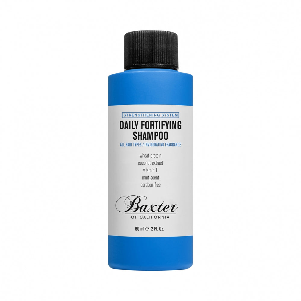BAXTER OF CALIFORNIA - Travel Daily Fortifying Shampoo 60ML