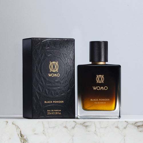 WOMO - BLACK POWDER Eau de Parfum 100ML