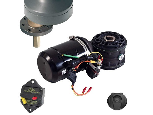 Lewmar Electric Winch Conversion Kit