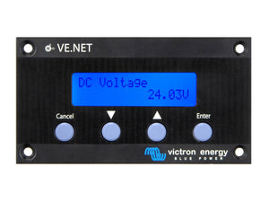 Victron Energy VE.Net Panel - System Monitoring Panel