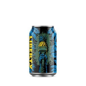Liberty - Jungle Juice West Coast Hazy IPA - 24 x 330ml Cans