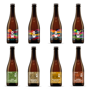 Overworks - Mixed Rarities - 8 x 500ml Bottles