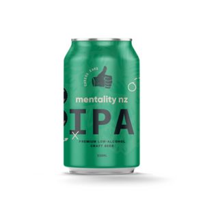 Mentality - Low Alcohol IPA - 6 pack 330ml Cans