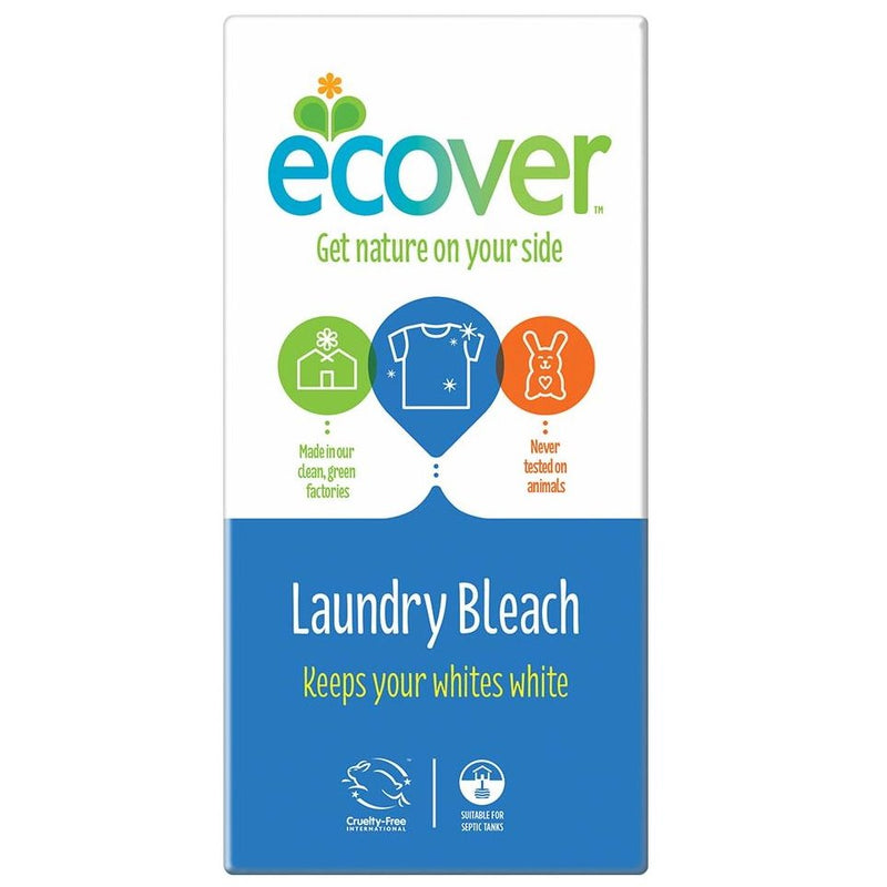 ECOVER NON-BIO LAUNDRY BLEACH 400gr - DeGusta Grocery Home Delivery