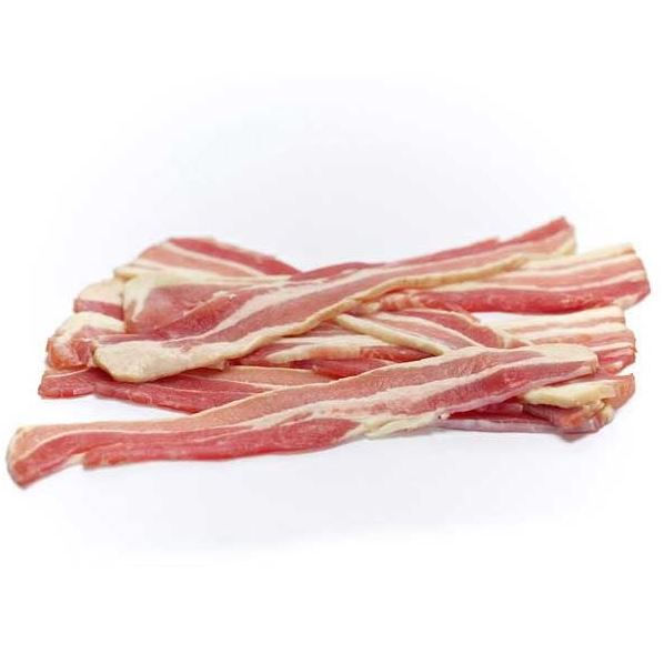 SMOKED STREAKY BACON (rindless) 500GR - DeGusta Grocery Home Delivery
