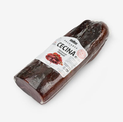 CURED SMOKED BEEF IN STICK (CECINA) 800GR APPROX - DeGusta Grocery Home Delivery