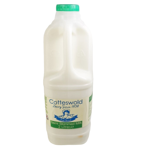 SEMI SKIMMED MILK 2L - DeGusta Grocery Home Delivery