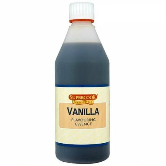VANILLA FLAVOURING 500ML - DeGusta Grocery Home Delivery