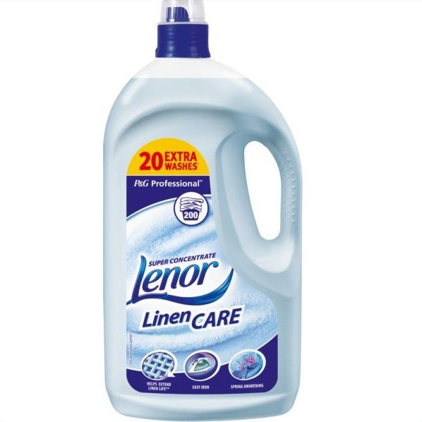 FABRIC SOFTENER LENOR 4l - DeGusta Grocery Home Delivery