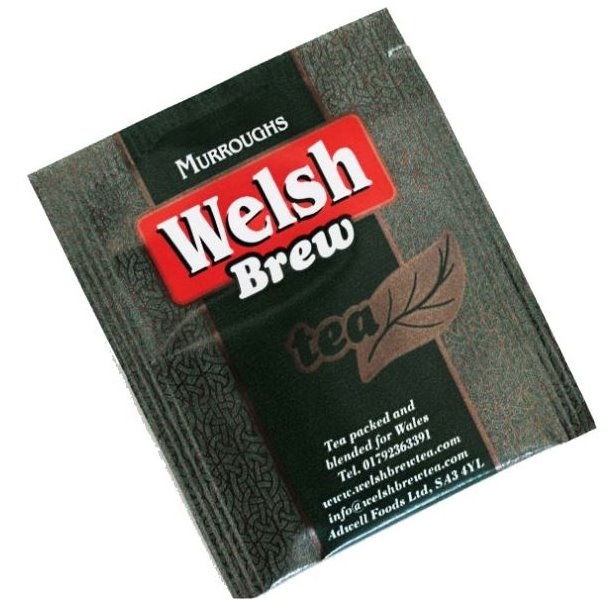 TEABAGS WELSH BREW x100 - DeGusta Grocery Home Delivery