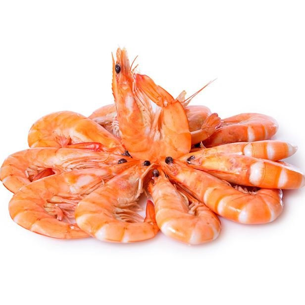 WILD RED PRAWNS 50-60und. 2KG - DeGusta Grocery Home Delivery