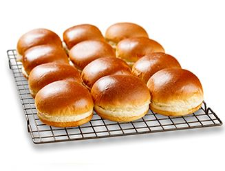 FROZEN BRIOCHE BUNS BAG X6 UNITS - DeGusta Grocery Home Delivery
