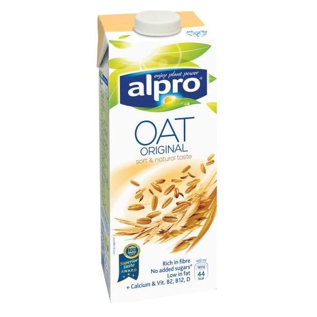 OAT MILK ALPRO 1L - DeGusta Grocery Home Delivery