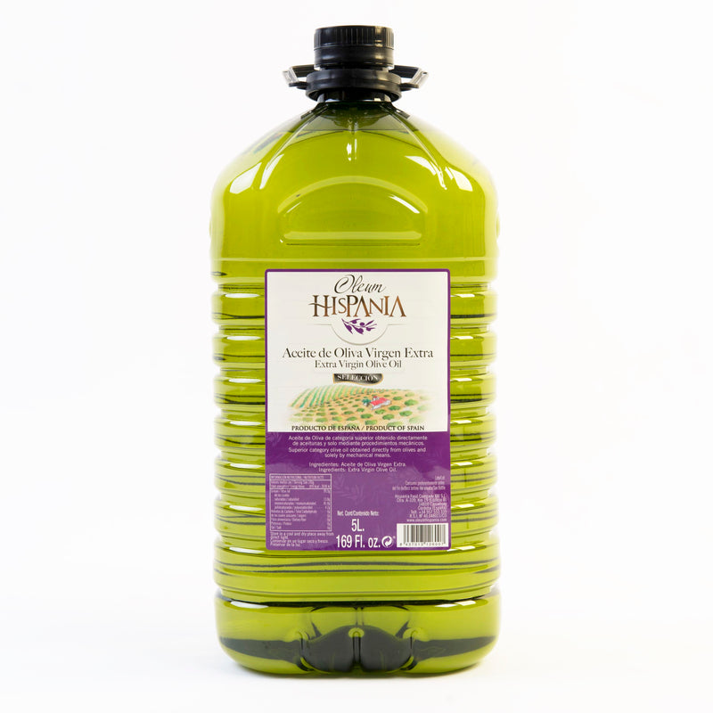 EXTRA VIRGIN OLIVE OIL (ARBEQUINA) 5L