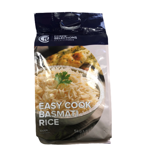 BASMATI RICE EASY COOK 5kg