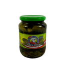 LARGE PICKLED GHERKINS 670GR