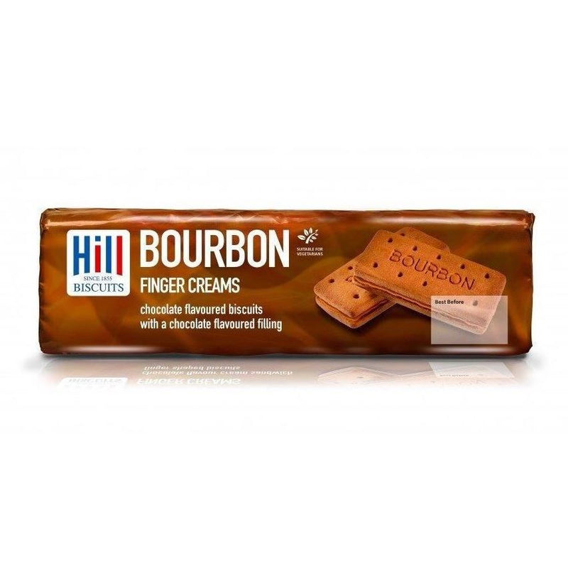 CHOCOLATE BOURBON FINGERS 200GR - DeGusta Grocery Home Delivery