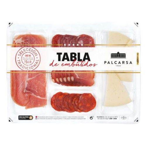 CURED MEAT & CHEESE PLATER 150g - DeGusta Grocery Home Delivery