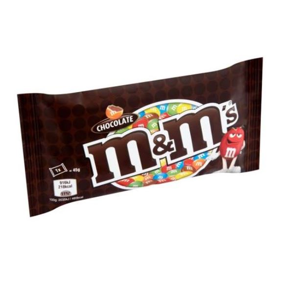 M&M MILK CHOCOLATE 45g - DeGusta Grocery Home Delivery
