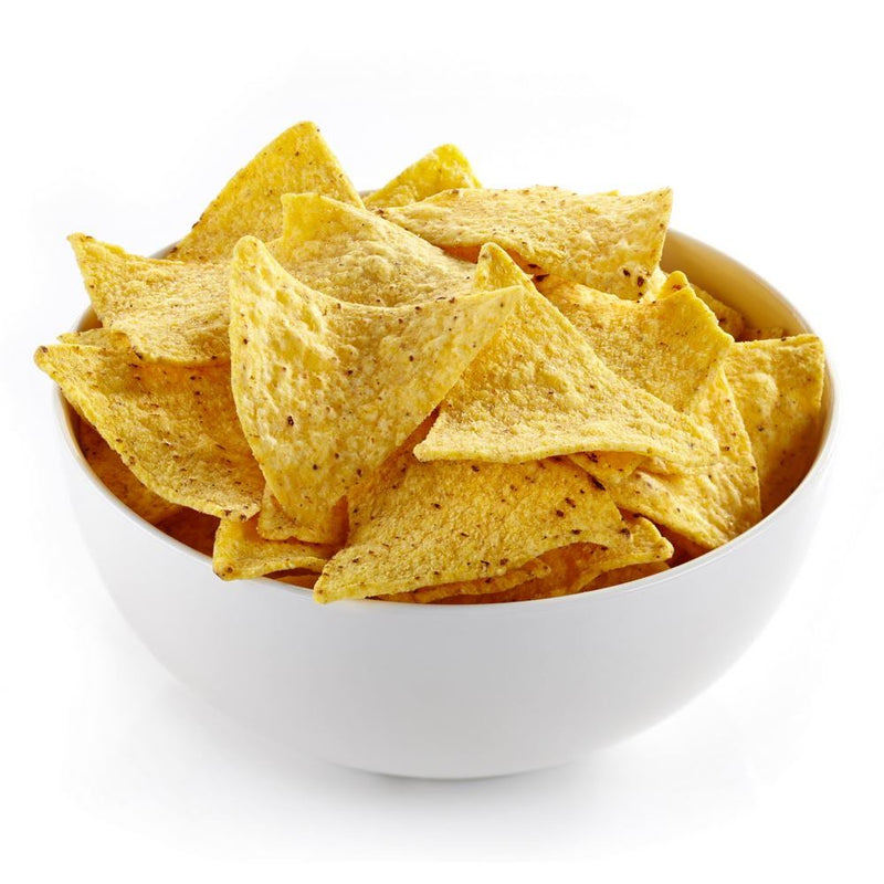TORTILLA CHIPS SALTED (NACHOS) 500GR - DeGusta Grocery Home Delivery