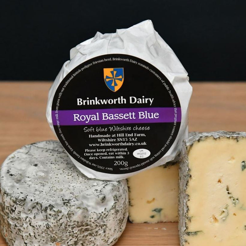 ROYAL BASSET BLUE CHEESE 200g