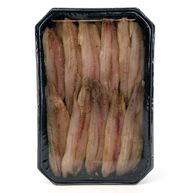 DELICATESSEN SMOKED ANCHOVIES FILLETS (COSTERA) 500g