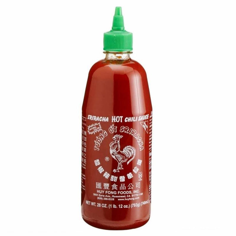 SRIRACHA CHILLI SAUCE 740ML - DeGusta Grocery Home Delivery