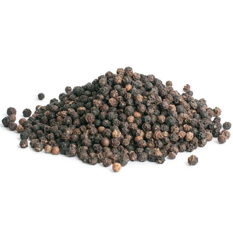 WHOLE BLACK PEPPERCORN 500GR - DeGusta Grocery Home Delivery