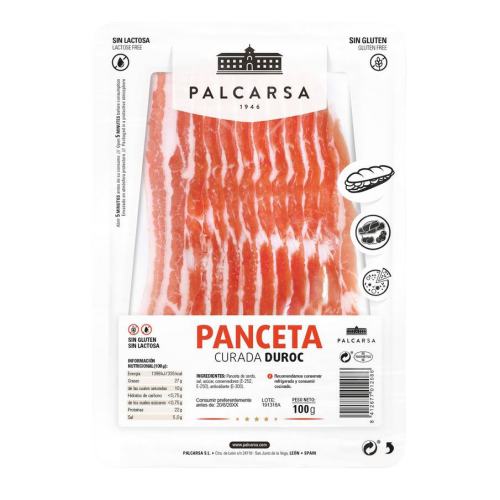 PANCETA 100GR - DeGusta Grocery Home Delivery