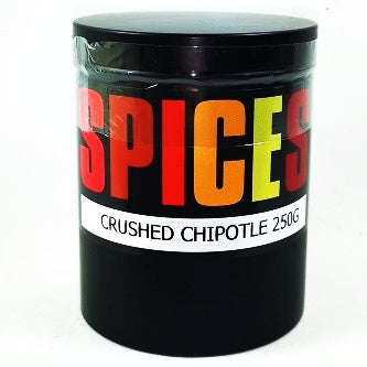 CRUSHED CHIPOTLE CHILLIS 250GR - DeGusta Grocery Home Delivery