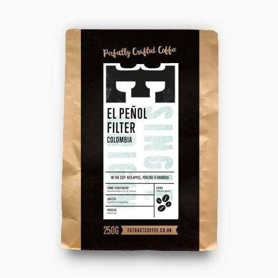 EL PENOL FILTER COFFEE 250GR - DeGusta Grocery Home Delivery
