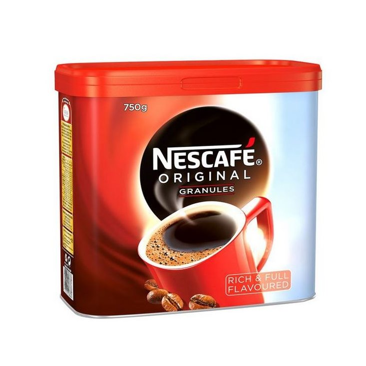 NESCAFE GRANULES 750GR - DeGusta Grocery Home Delivery