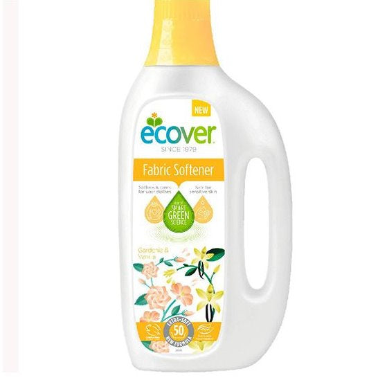 ECOVER GARDENIA FABRIC SOFTENER 1.5L - DeGusta Grocery Home Delivery