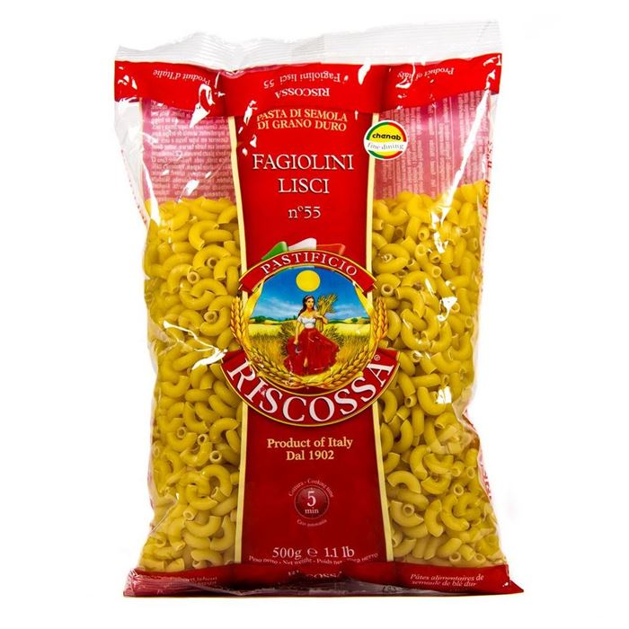 FAGIOLINI (MACARONI) 500GR - DeGusta Grocery Home Delivery
