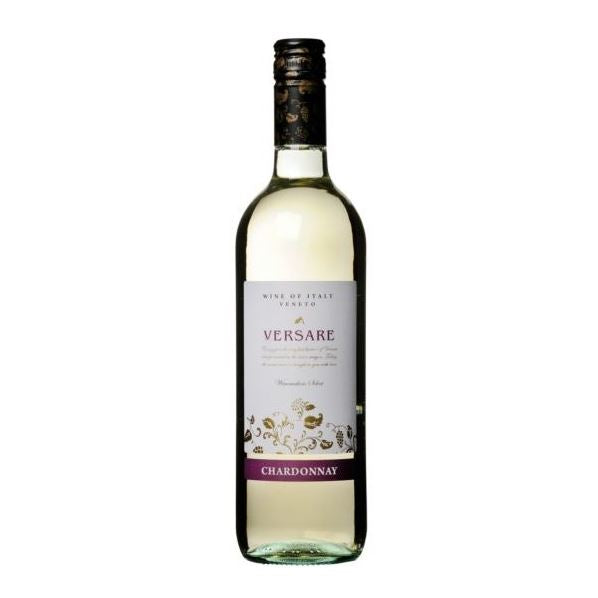 WHITE WINE (VERSARE CHARDONNAY) 75CL - DeGusta Grocery Home Delivery