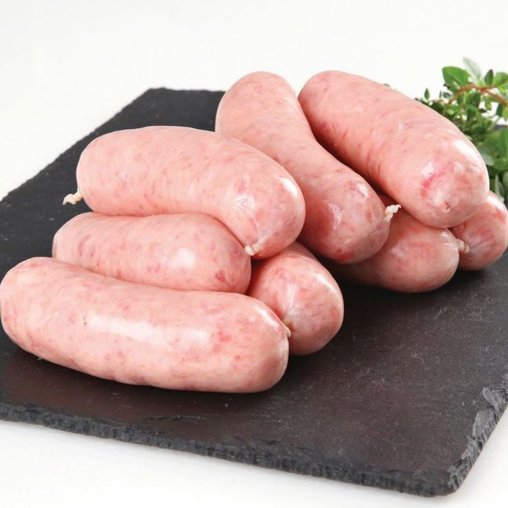 FREE RANGE PORK BREAKFAST SAUSAGES 8'S - DeGusta Grocery Home Delivery
