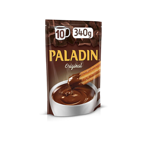 Original Spanish drinking chocolate. You have to try them with churros, is the perfect combination.