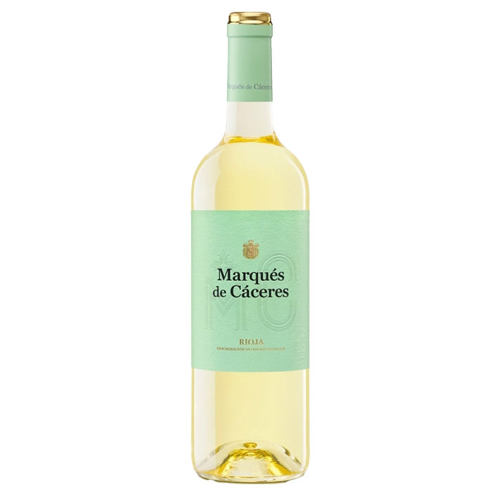 WHITE WINE (MARQUES DE CACERES) 75cl
