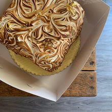 Load image into Gallery viewer, Lemon Meringue Cake *** Local Delivery Only
