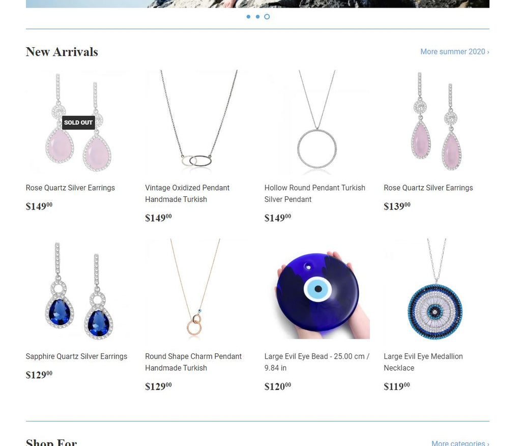 Evil Eye Products