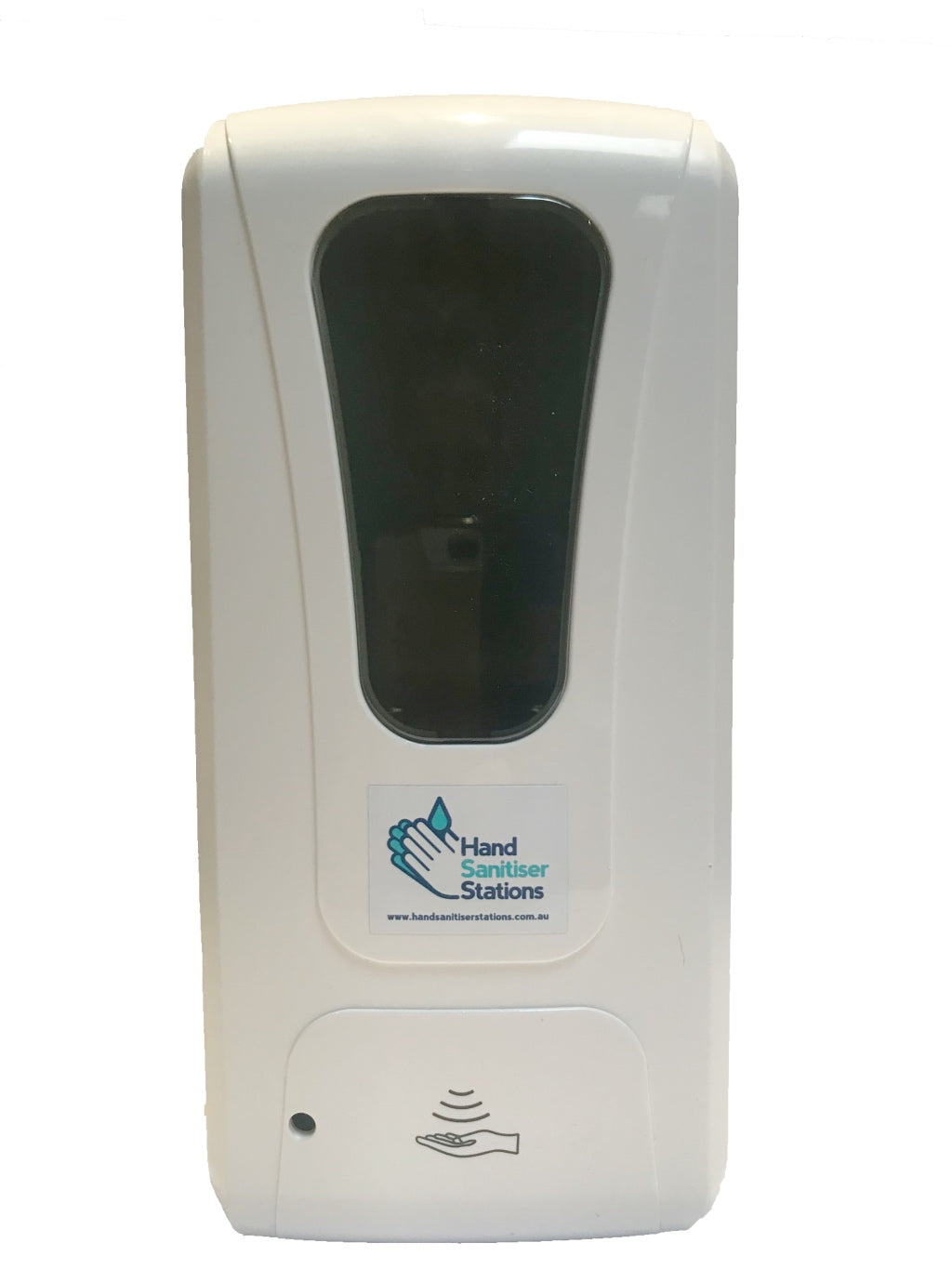 Tier 1 Wall Mounted 1 litre Touch less Sanitiser Station