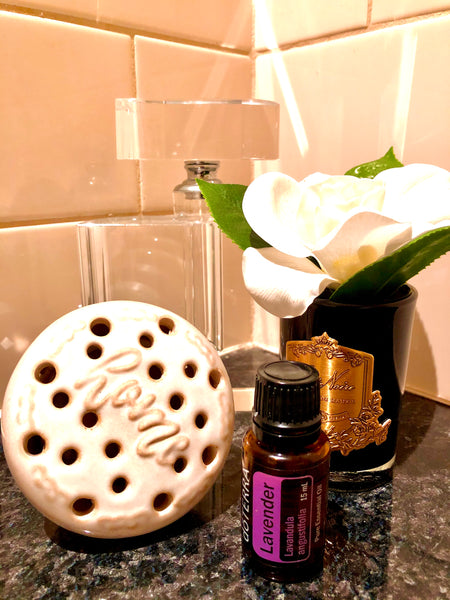 Wellness Pack (Pluggable Diffuser with a choice of one of 3 Essential Oils)
