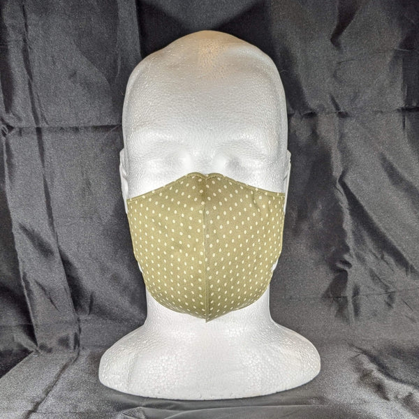 Reusable 3 Ply Masks with Adjustable straps - $15, Just Brilliant