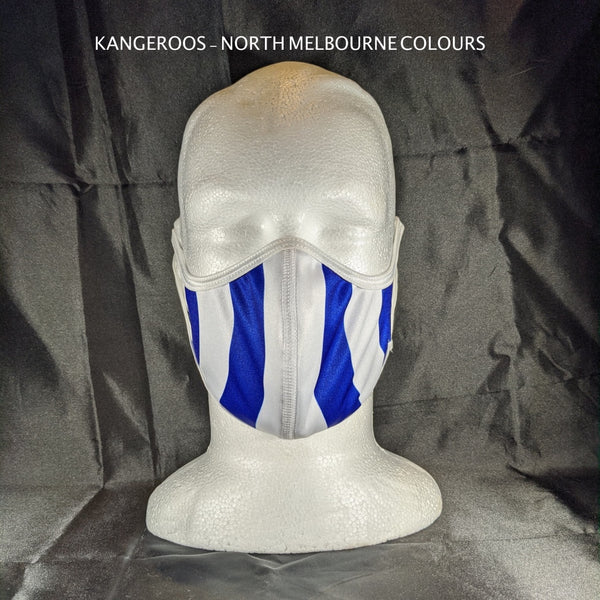 Avail NOW! Novelty Face Masks (treated with ISO approved HEALTHGUARD AMIC) -- prices from $19.95 - IN STOCK