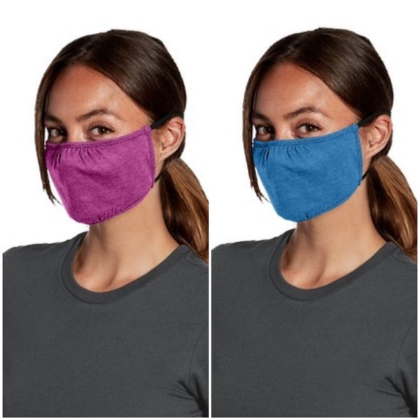 Reusable V.I.T Shaped Face Mask